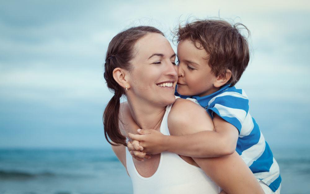 мама и сын россия