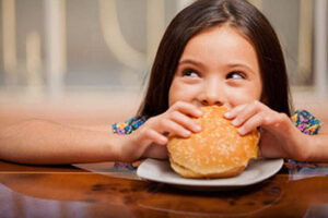 Дети и еда